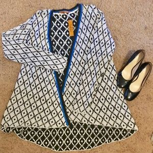 NWT Open Front Cardigan